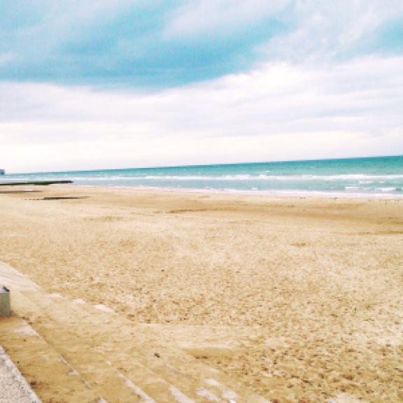 Plage OMAHA BEACH