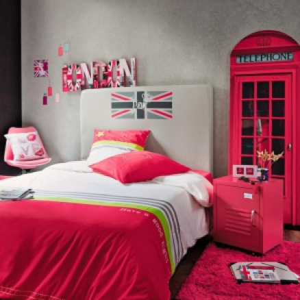 Chambre adolescent