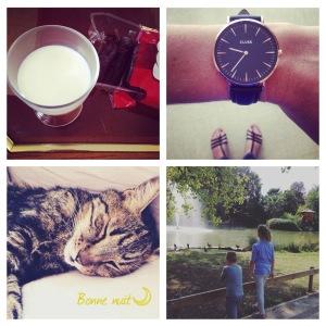 semaine- Instagram