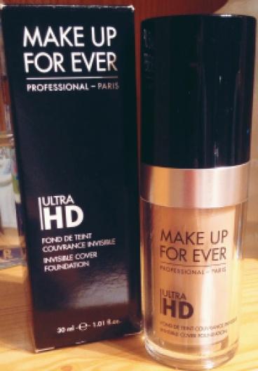 Fond de teint Make up Forever, HD